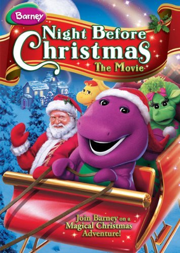 Barney Night Before Christmas Movie Nr