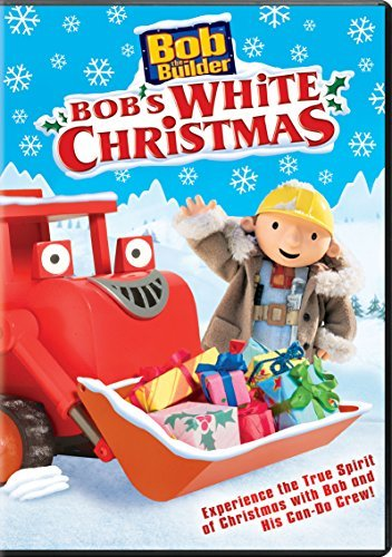 Bob The Builder Bob's White Christmas Nr