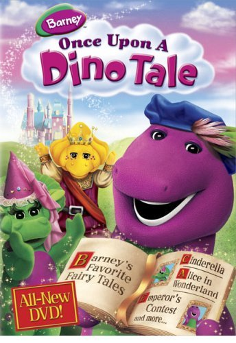 Once Upon A Dino Tale Barney Nr