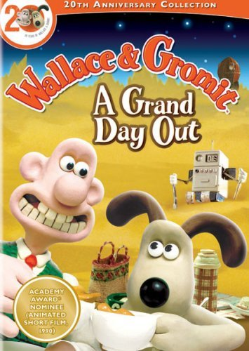 Wallace & Gromit Grand Day Out Nr