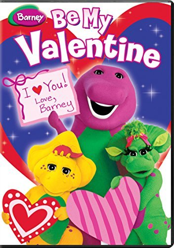 Be My Valentine Barney Nr