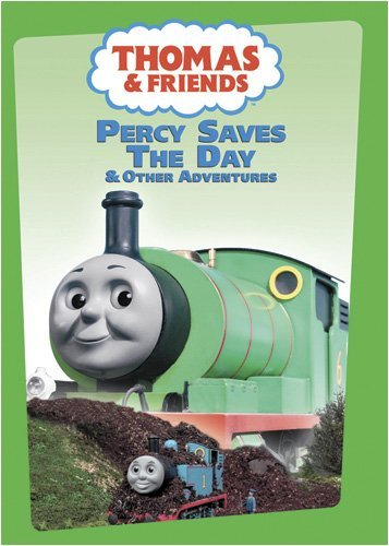 Thomas T & Friends Percy Saves The Day Nr