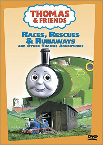 Races Rescues & Runaways Thomas T & Friends Nr