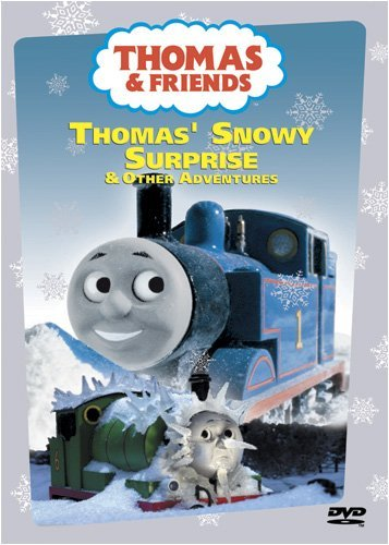 Snowy Surprise Thomas & Friends Nr