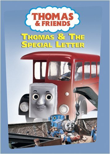 Thomas T & Friends Special Letter Nr