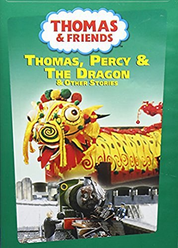 Thomas T & Friends Percy & The Dragon Nr
