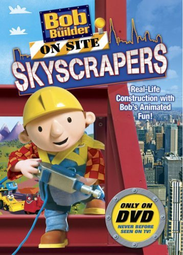 On Site Skyscrapers Bob The Builder Nr