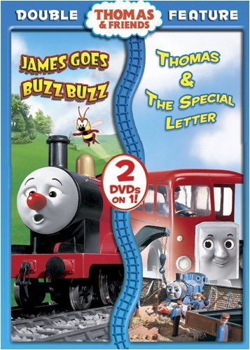 James Goes Buzz Special Letter Thomas & Friends Nr