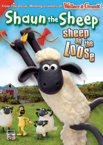 Shaun The Sheep Sheep On The Loose Nr