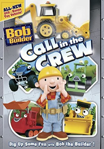 Call In The Crew Bob The Builder Nr Incl. Truck