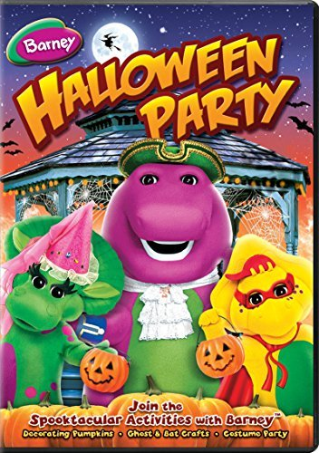 Barney Halloween Party Nr