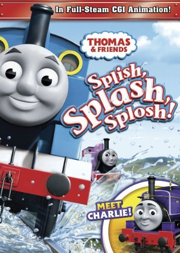 Splish Splash Splosh Thomas & Friends Nr