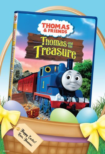 Thomas & Friends Thomas & The Treasure Nr