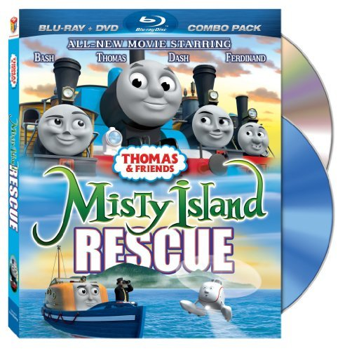 Thomas & Friends Misty Island Thomas & Friends Misty Island Nr 2 Br