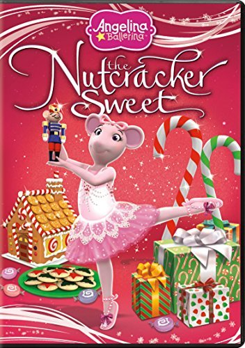 Nutcracker Sweet Angelina Ballerina Nr