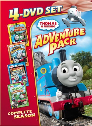 Adventure Pack Thomas & Friends Nr 4 DVD