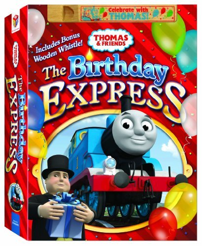 Thomas & Friends Birthday Express Ws Nr Incl. Whistle