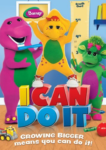 I Can Do It Barney Nr