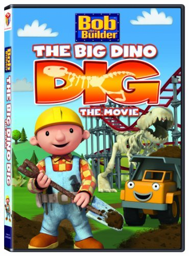 Big Dino Dig Movie Bob The Builder Nr