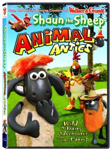 Shaun The Sheep Animal Antics Ws Nr