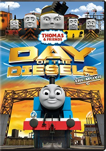 Day Of The Diesels Thomas & Friends Nr