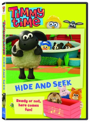 Timmy Time Hide & Seek Nr