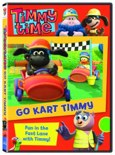 Timmy Time Go Kart Timmy Nr
