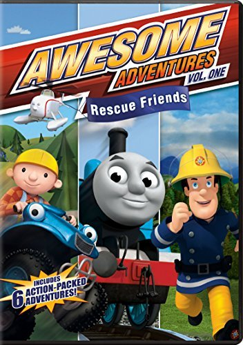 Awesome Adventures Rescue Friends Nr