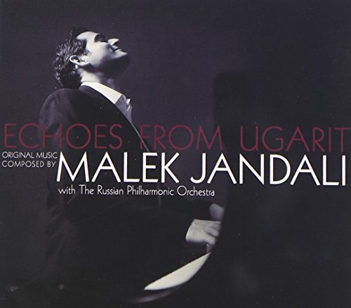 Malek Jandali Echoes From Ugarit
