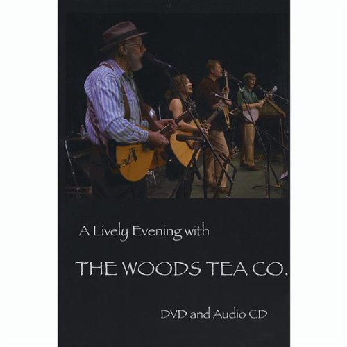 Woods Tea Co. Lively Evening Incl. DVD