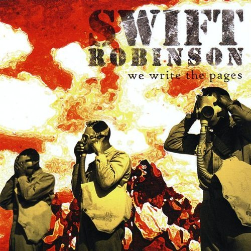 Swift Robinson We Write The Pages