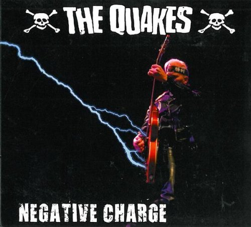 Quakes Negative Charge