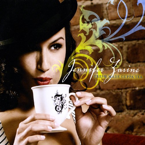 Jennifer Zarine Fresh Made Cuppa Tea