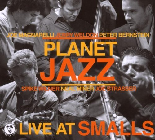 Planet Jazz Live At Smalls