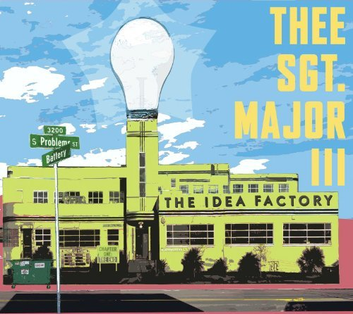 Thee Sgt. Major 3 Idea Factory