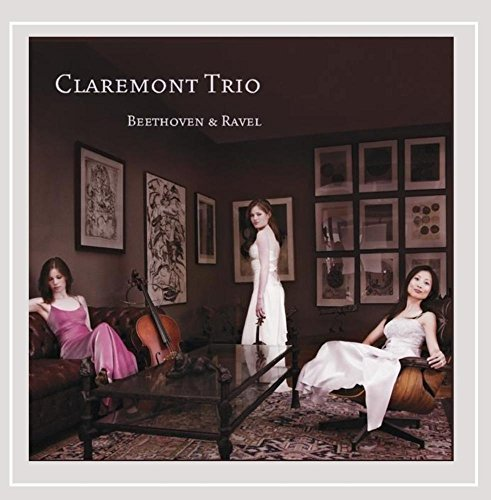 Claremont Trio Beethoven & Ravel