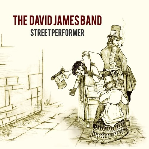 James David Band Street Performer