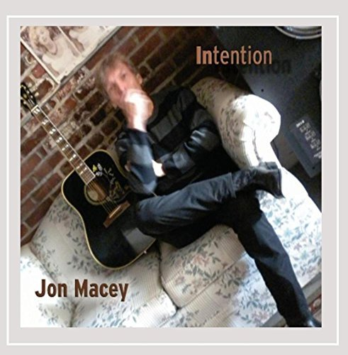 Jon Macey Intention