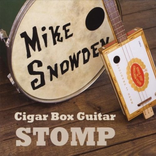 Mike Snowden Cigar Box Guitar Stomp