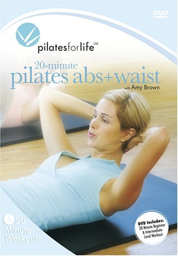 Pilates For Life Abs & Waist Clr Nr