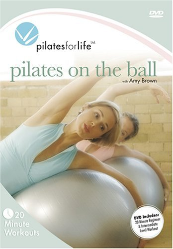 Pilates For Life Pilates On The Ball Clr Nr