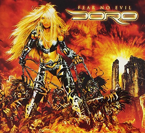 Doro Fear No Evil Import Gbr Enhanced CD