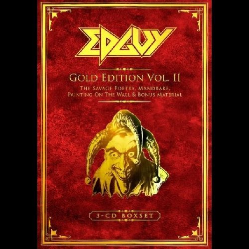 Edguy Gold Edition 3 CD