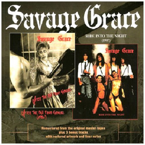 Savage Grace After The Fall From Grace Ride 2 CD