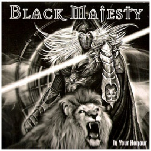 Black Majesty In Your Honour Explicit Version Digipak