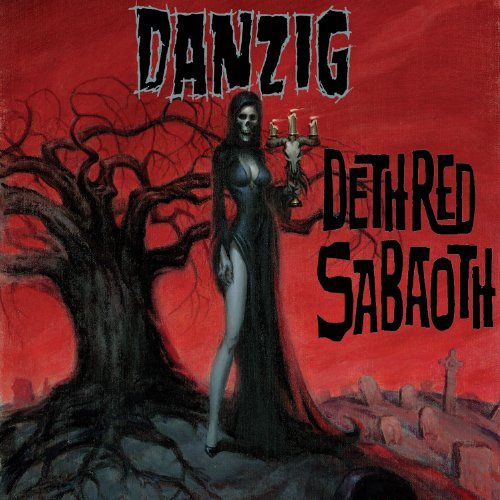 Danzig Deth Red Sabaoth Import Eu