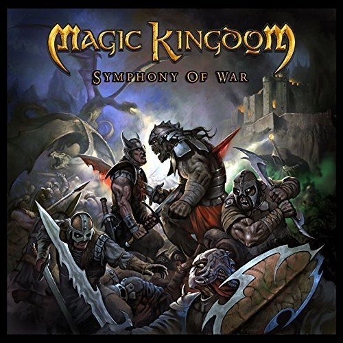 Magic Kingdom Symphony Of War Digi Pak