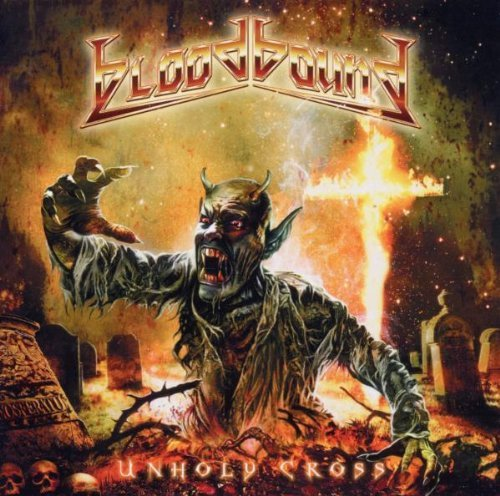 Bloodbound Unholy Cross