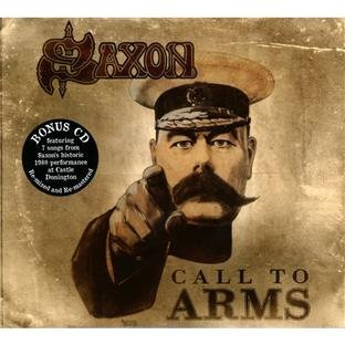 Saxon Call To Arms Limited Edition ( Lmtd Ed. Incl. Bonus CD