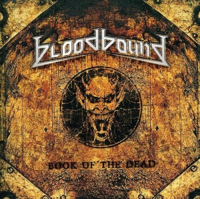 Bloodbound Book Of The Dead Import Gbr